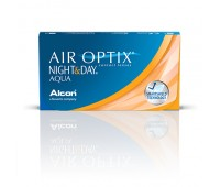Air Optix Nigt&Day Aqua