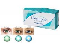 FreshLook Dimensions с диоптриями