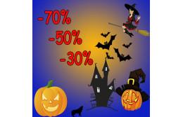 """Умови акції """"Halloween Sale"""""""